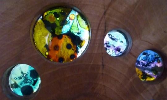 Alison Davis: Spinning Around