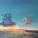 Pie Factory Margate Darren Lewis painter artist Margate Harbour Blue Cloud 80cmx80cm