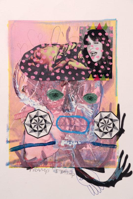 Pie Factory Margate Adam Newton Bad Sad art