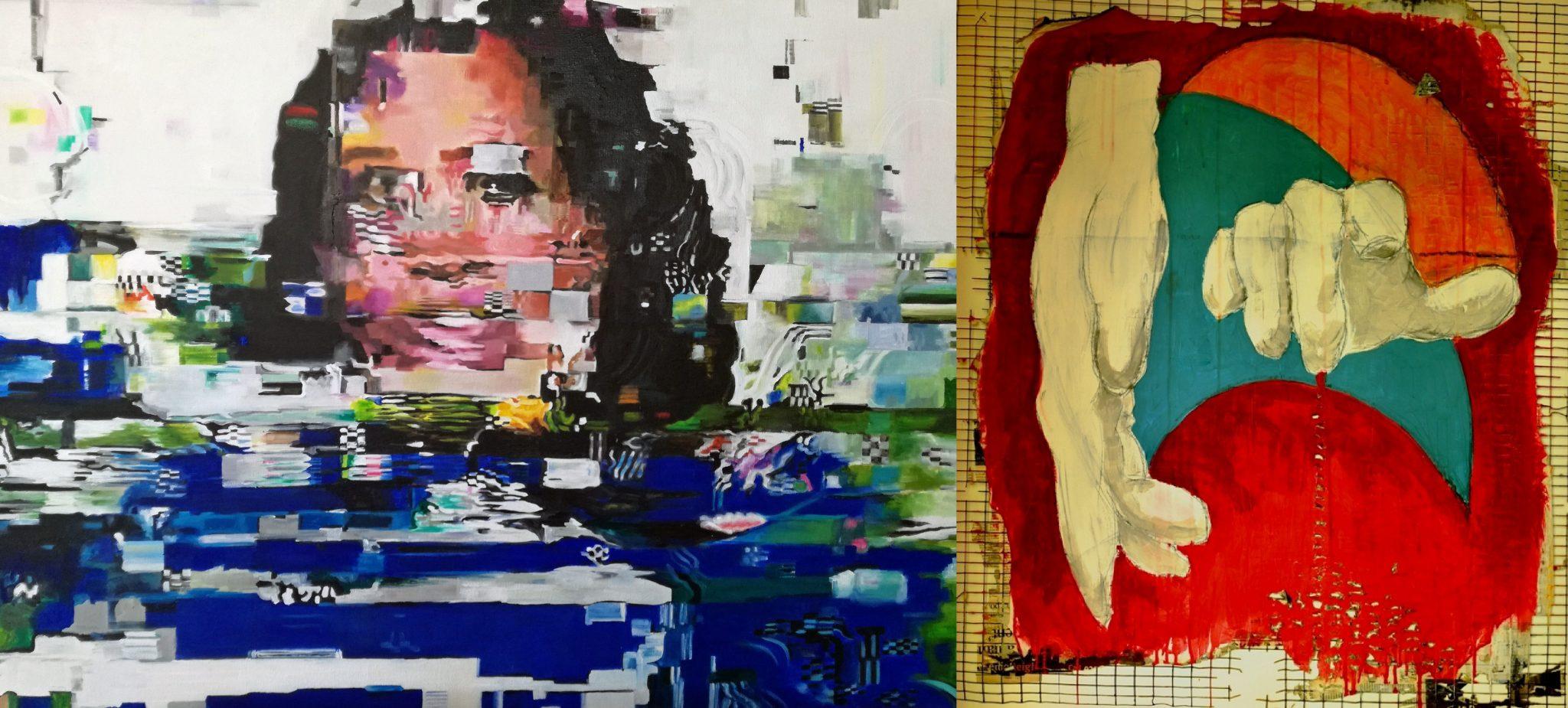 Sarah Youseman Jeremy Scott artists exhibition Pie Factory Margate