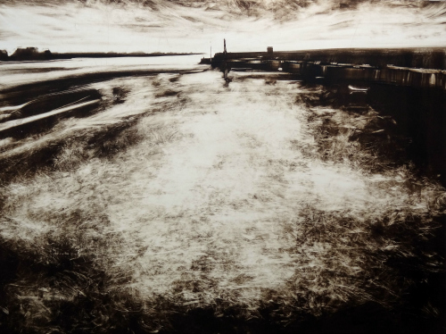 Fiona Fouhy Pie Factory Margate Low Tide