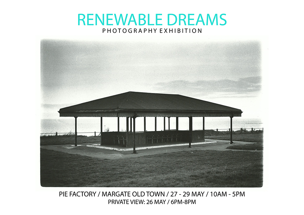 Pie Factory Margate Canterbury Christchurch University Year 1 photography renewable dreams