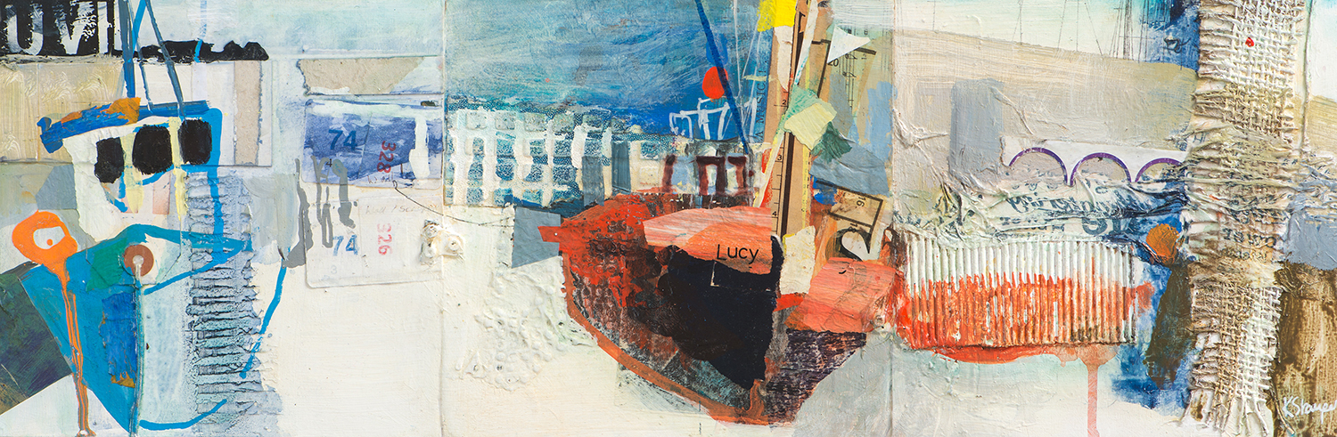 Land and Sea exhibition at Pie Factory Margate