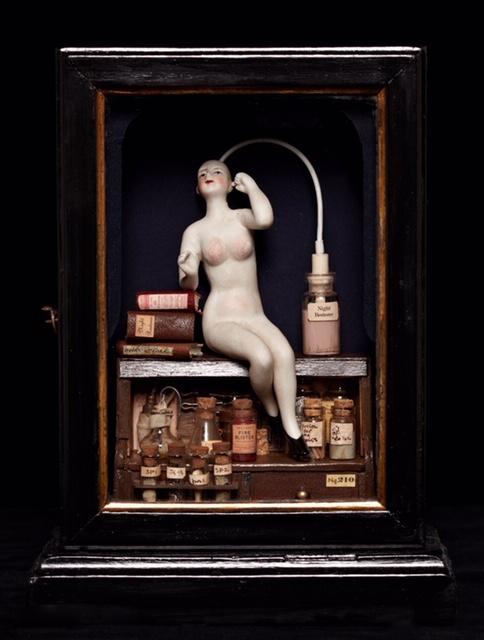 Jennie Sharman Cox Quartet exhibition at Pie Factory Margate