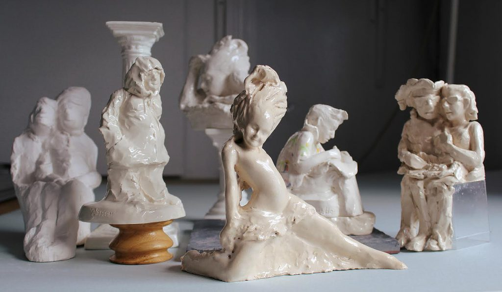 Margate We've Missed You at Pie Factory Gallery - Angela Malone Sculptures