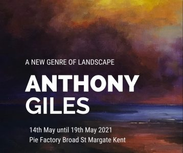 Anthony Giles: A new genre of landscape at Pie Factory Margate